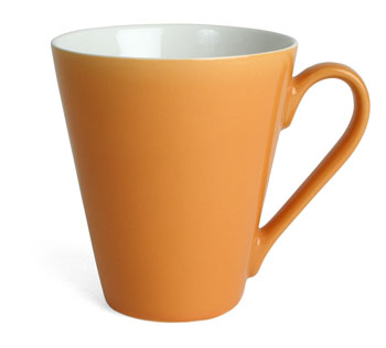 Mugg ATTILA 26cl, orange