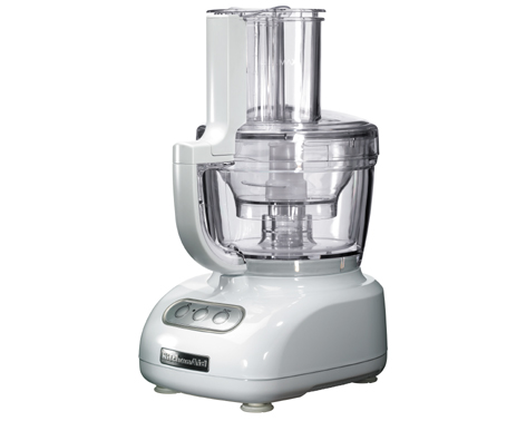 KitchenAid matberedare, vit