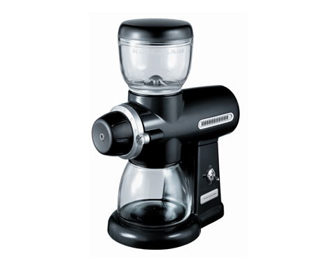 KitchenAid Kaffekvarn svart